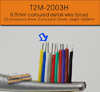 0.5mm Coloured detail wire