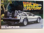 Back to the future Part I Delorean