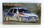 Mitsubishi Lancer Evo. III 1996 Rally New Zealand