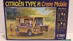 Citroen H Crepe Mobil with figure